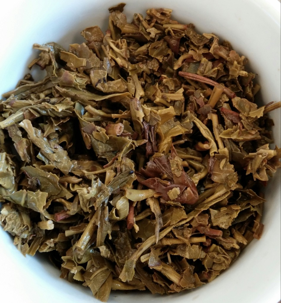 Zomba Steamed Green Tea Infused Leaves