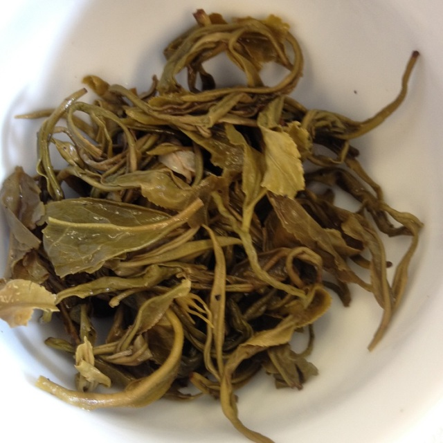 Jasmine Huo Qing Infused Leaves