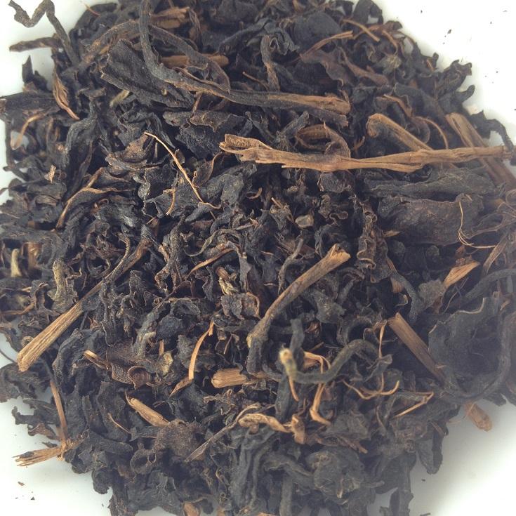 Pai Red Tea Dry Leaves