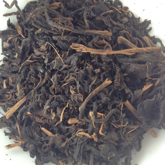 Pai Red Tea Dry Leaves