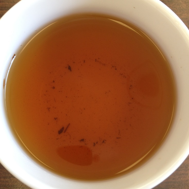 Pai Red Tea 3rd Infusion