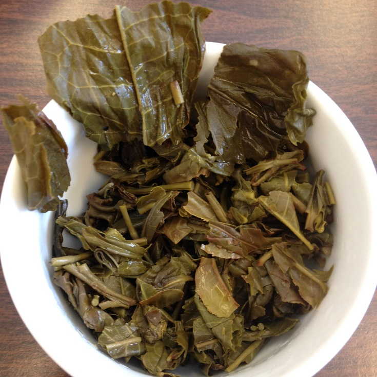 Shan First Flush Green Tea Infused Leaves (1)