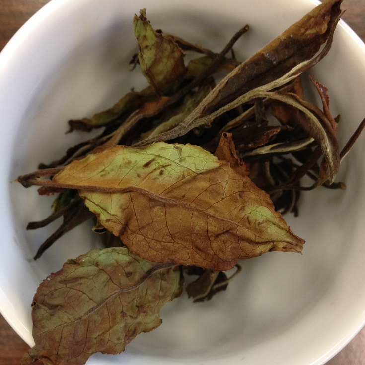 Bvumbwe Peony White Tea Dry Leaves