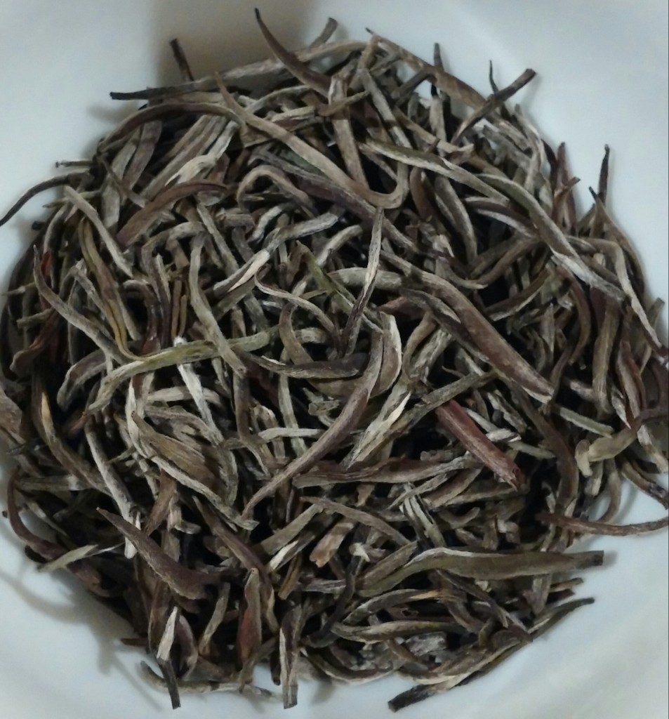Satemwa Needles White Tea Dry Leaves