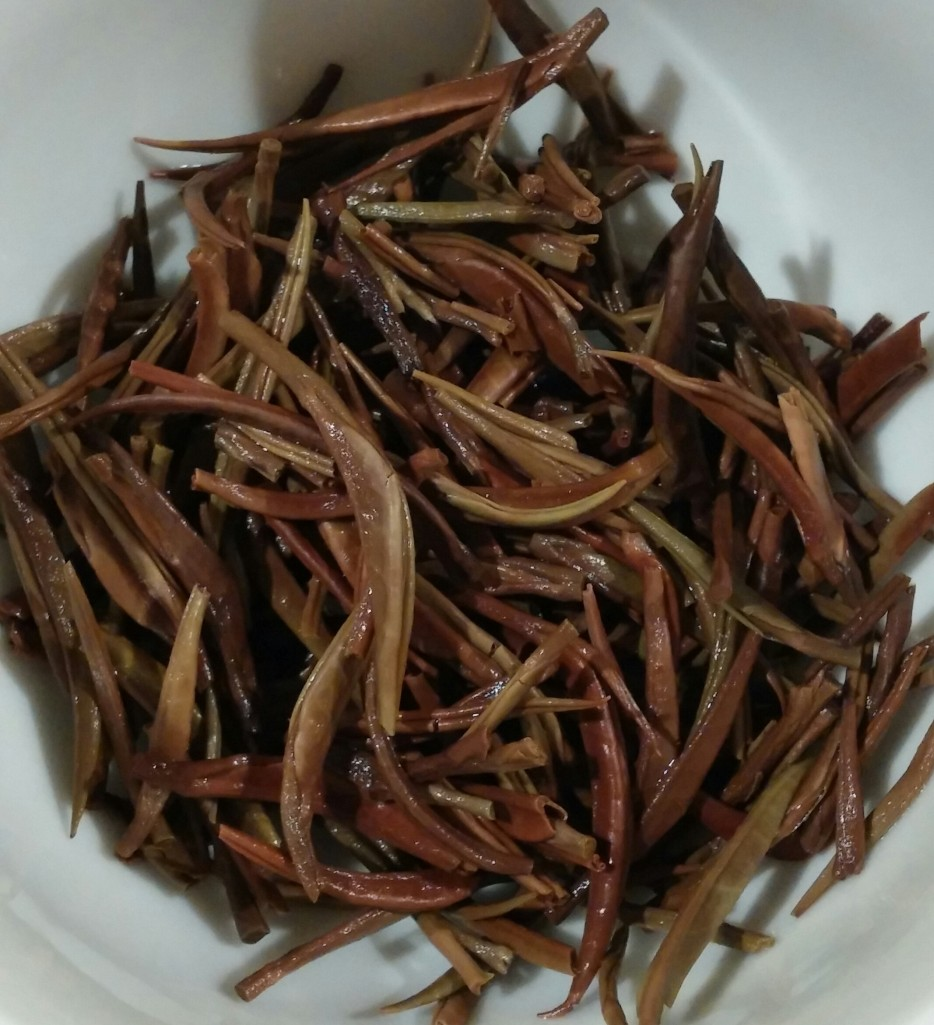 Satemwa Needles White Tea Infused Leaves