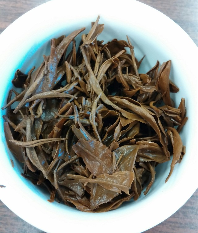 Kanchan Gold Tea Infused Leaves