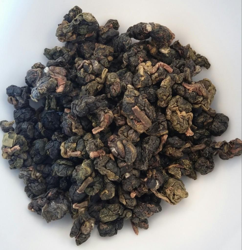 Alishan Taiwan Jin Xuan Wulong - Dry Leaves
