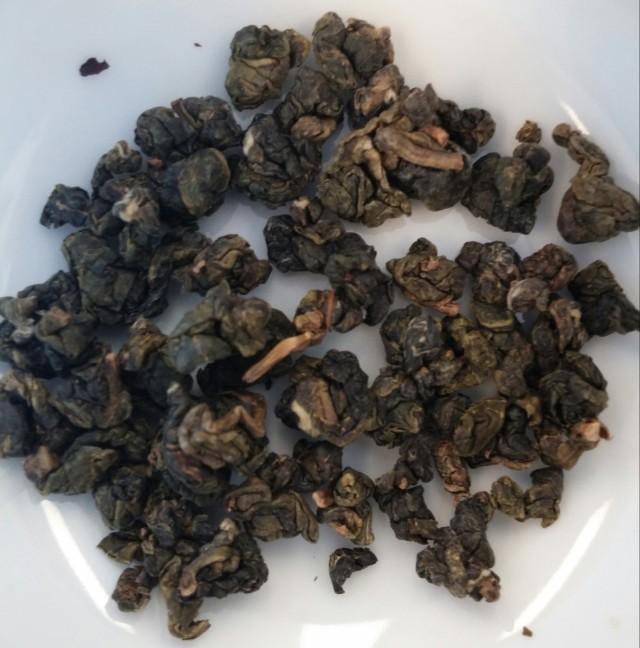 Chiang Rai Thailand Jin Xuan - Dry Leaves