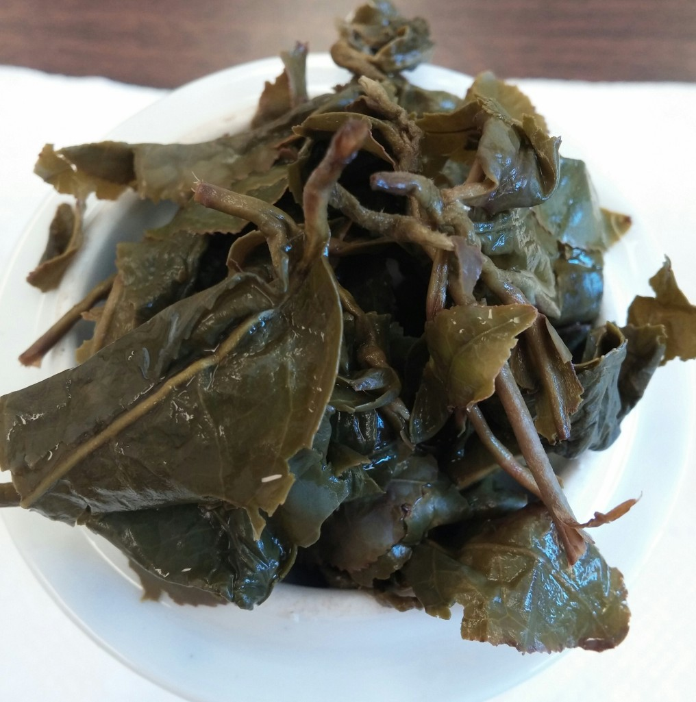 Chiang Rai Thailand Jin Xuan - Infused Leaves