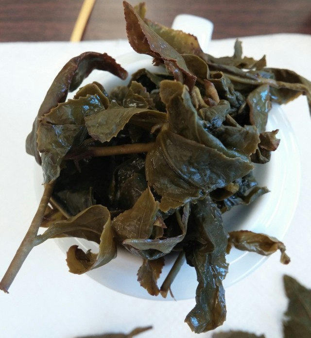 Vietnam Jin Xuan - Infused Leaves