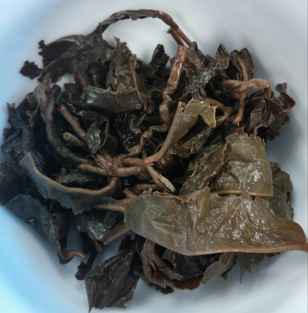 PT Harendong SDOF Oolong Infused Leaves