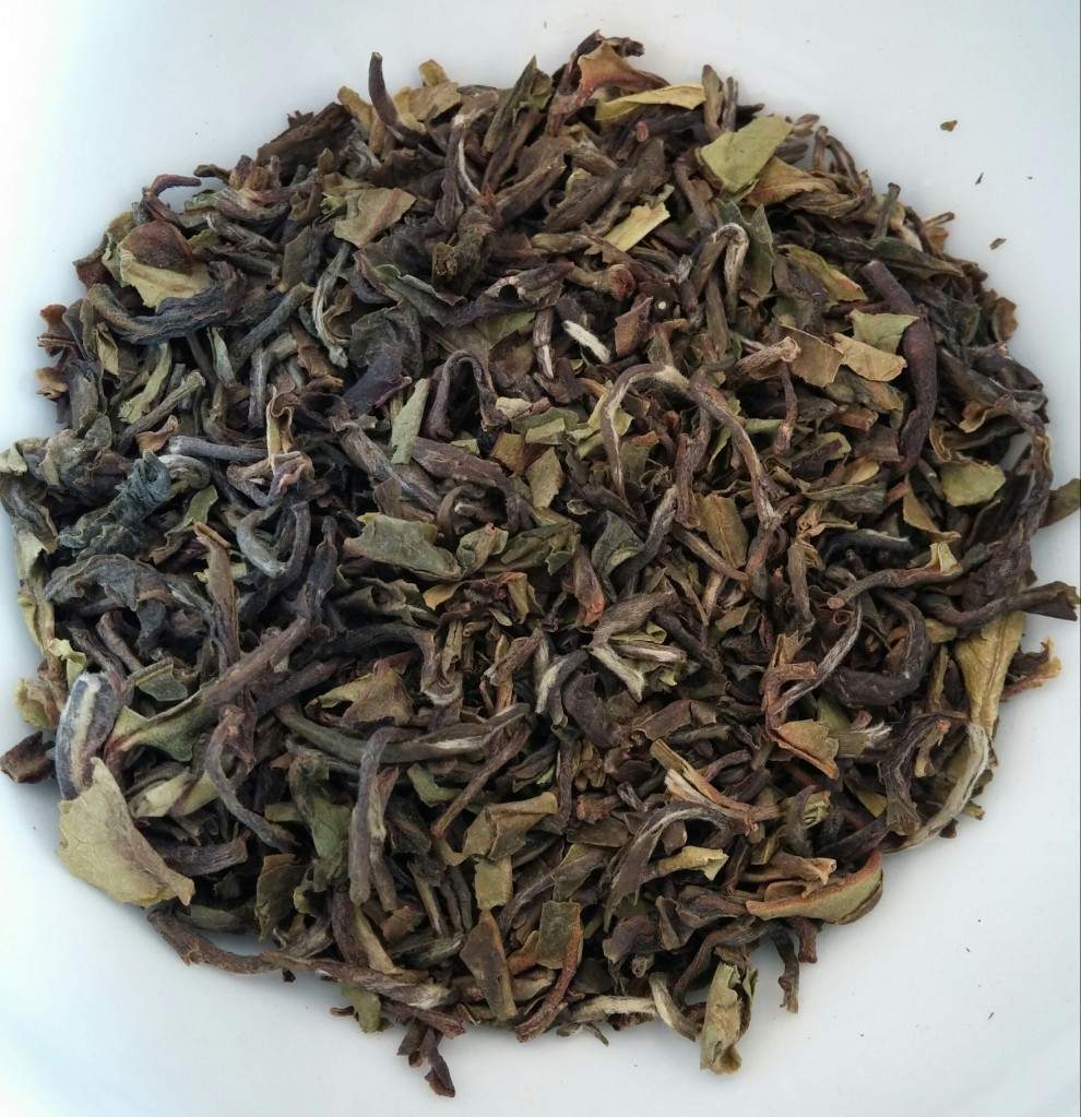 Rohini FTGFOP 1 CL 1st Flush 2014 Dry Leaves
