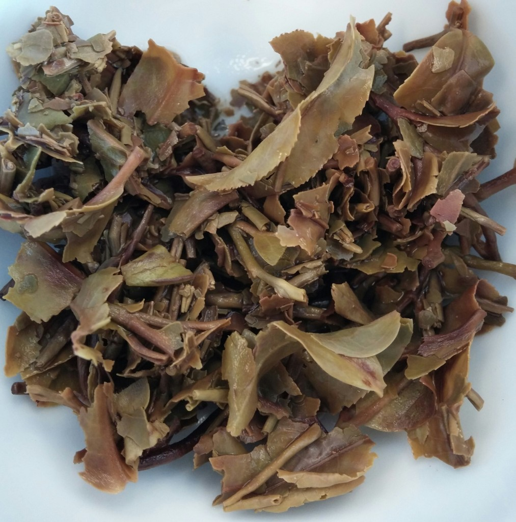 Rohini FTGFOP 1 CL 1st Flush 2014 Infused Leaves