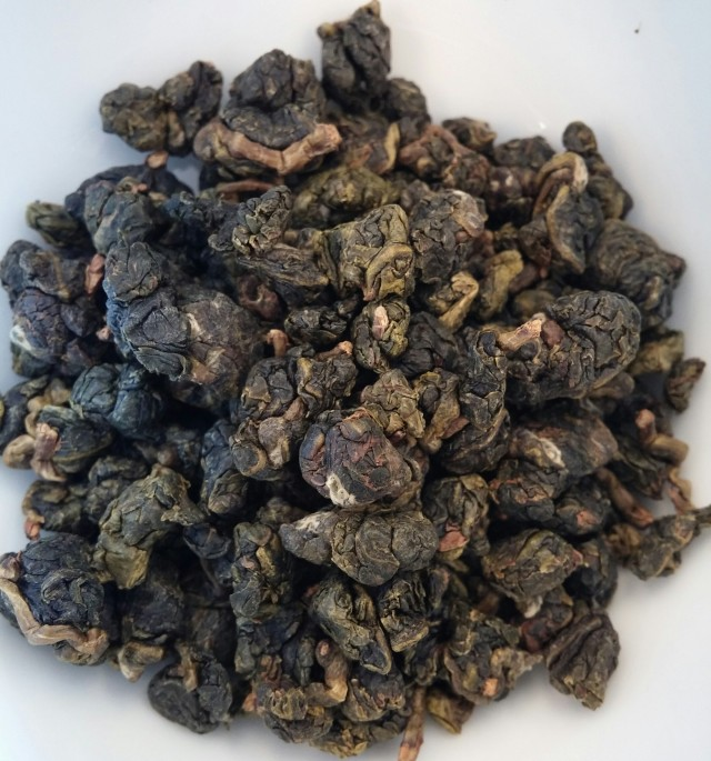 Cao Son Oolong Tea Dry Leaves