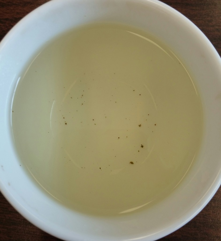 Cao Son Oolong Tea 1st Infusion