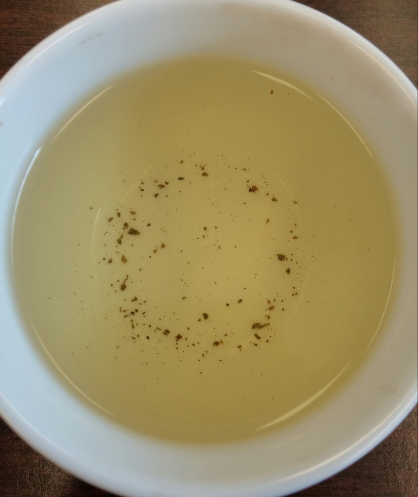 Cao Son Oolong Tea 3rd Infusion