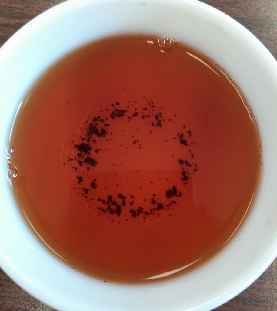 Doke Black Fusion Tea 2014 First Flush 1st Infusion