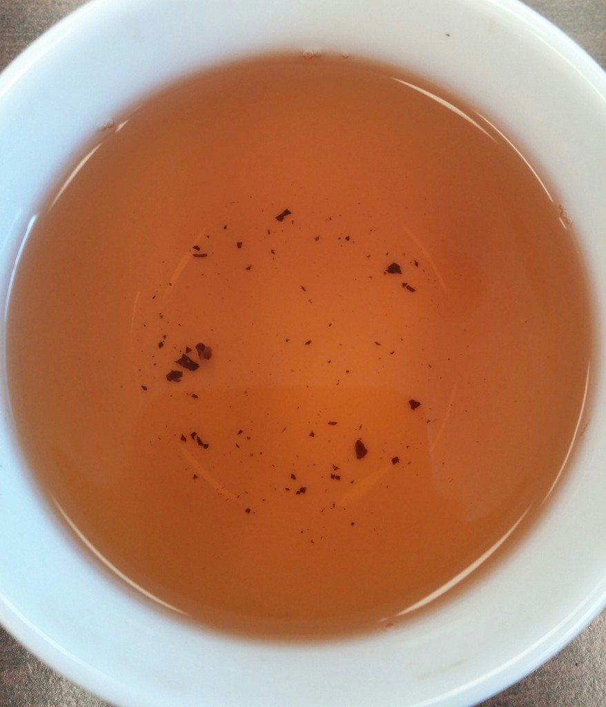 Doke Black Fusion Tea 2014 First Flush 3rd Infusion