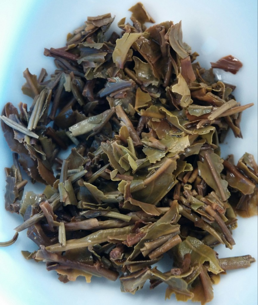 Dooteriah FTGFOP 1 CH SPL First Flush 2014 Infused Leaves