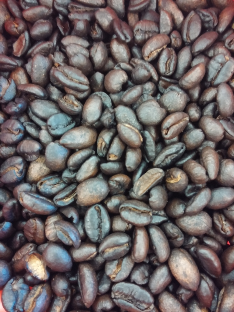 Amba Estate Big Bean Pan Roasted Coffee