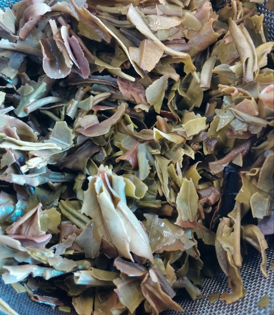 Margaret's Hope FTGFOP 1 HS First Flush 2014 Dry Leaves Infused Leaves