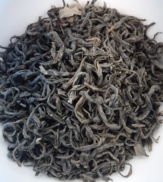 Tan Cuong Green Tea Dry Leaves