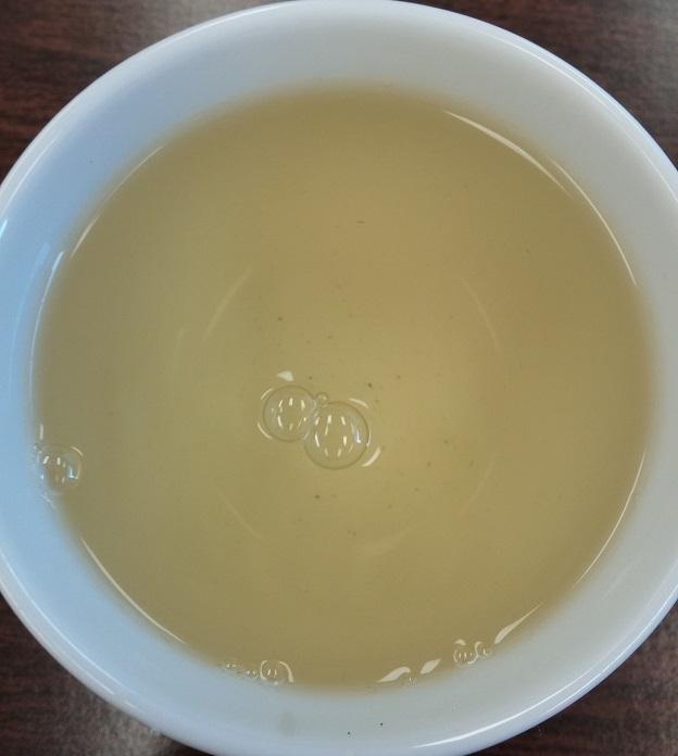 Tan Cuong Green Tea 2nd Infusion