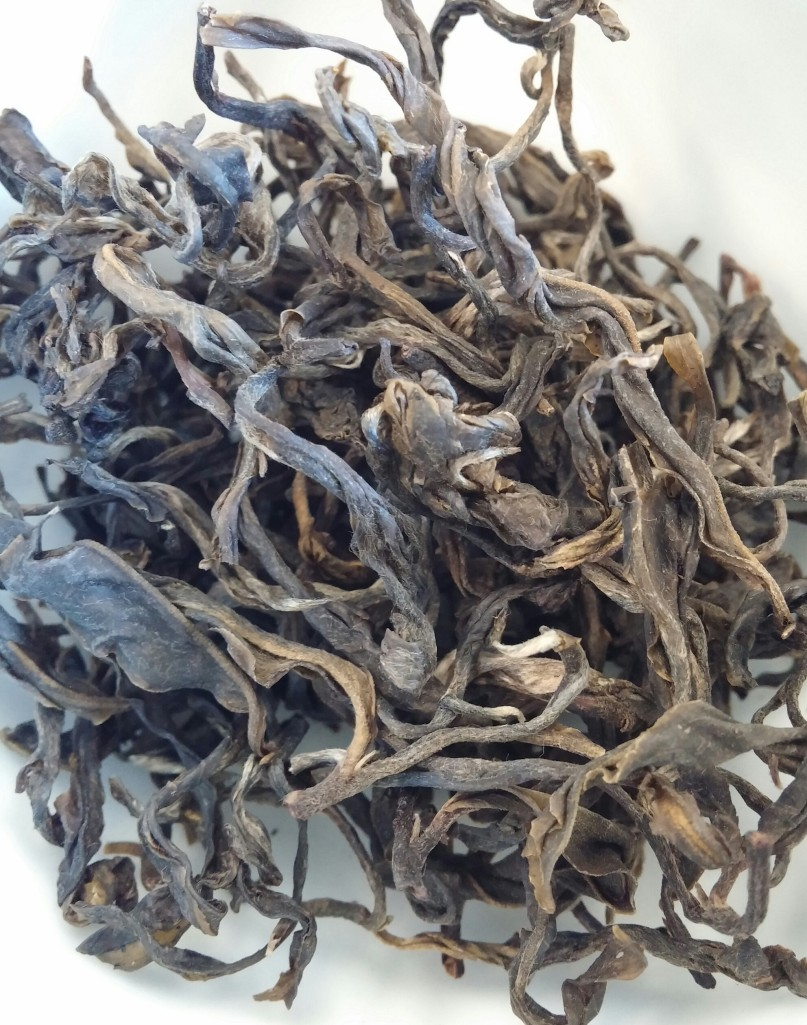 Teaneer Aristocrate Green Tea Dry Leaves