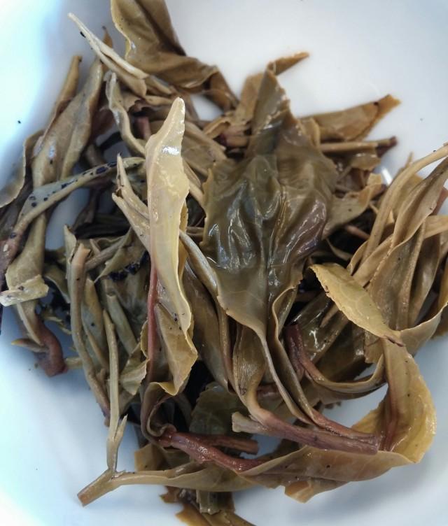 Teaneer Aristocrate Green Tea Infused Leaves