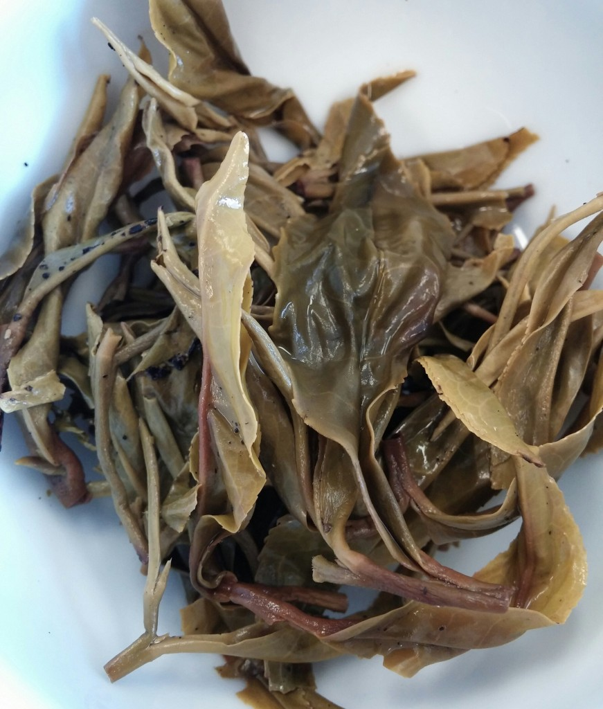 Teaneer Aristocrate Green Tea Infused Leaves