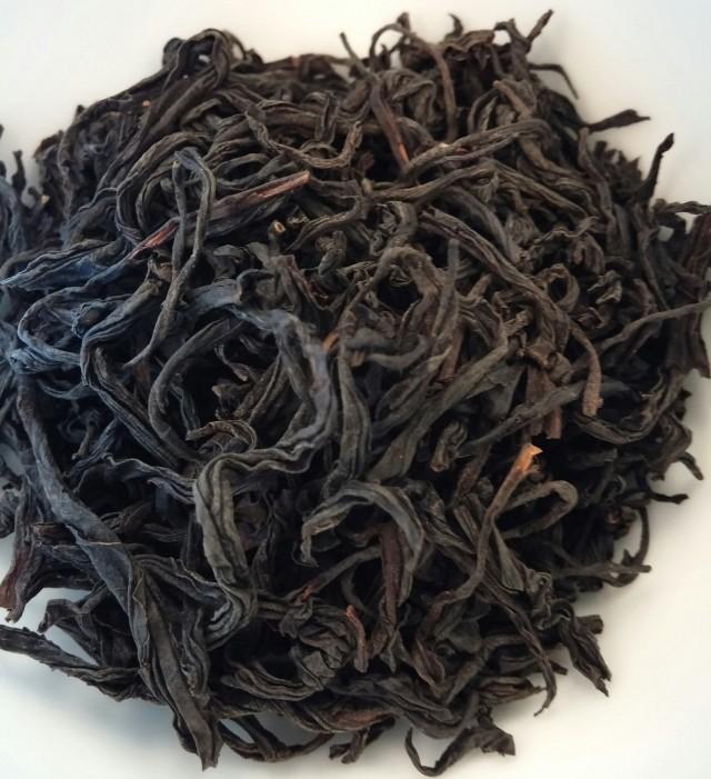Special OP Black Tea Dry Leaves