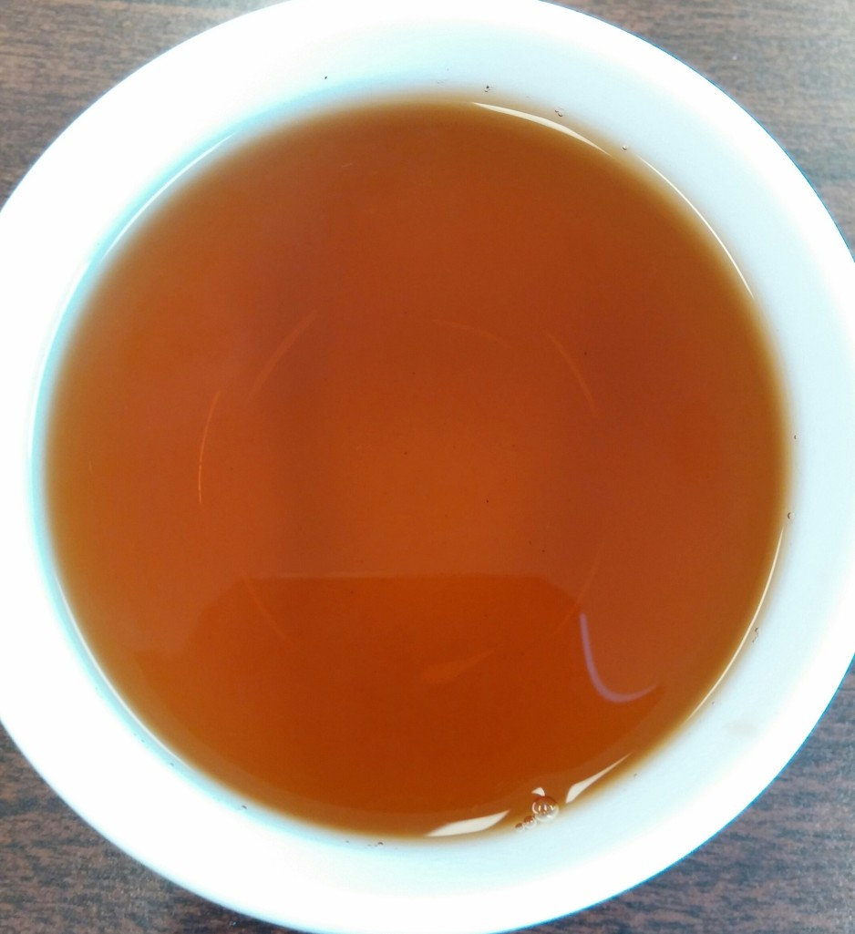 Special OP Black Tea 1st Infusion