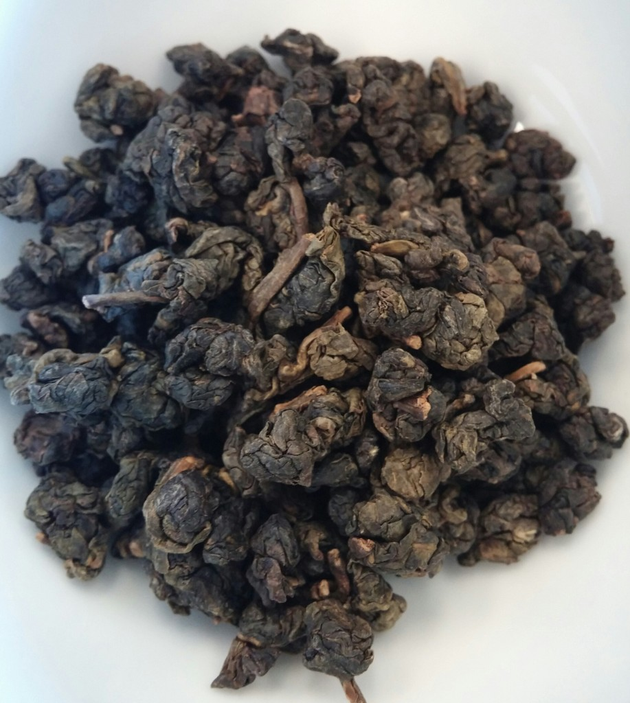 Thea Kuan Imm Oolong Tea Dry Leaves