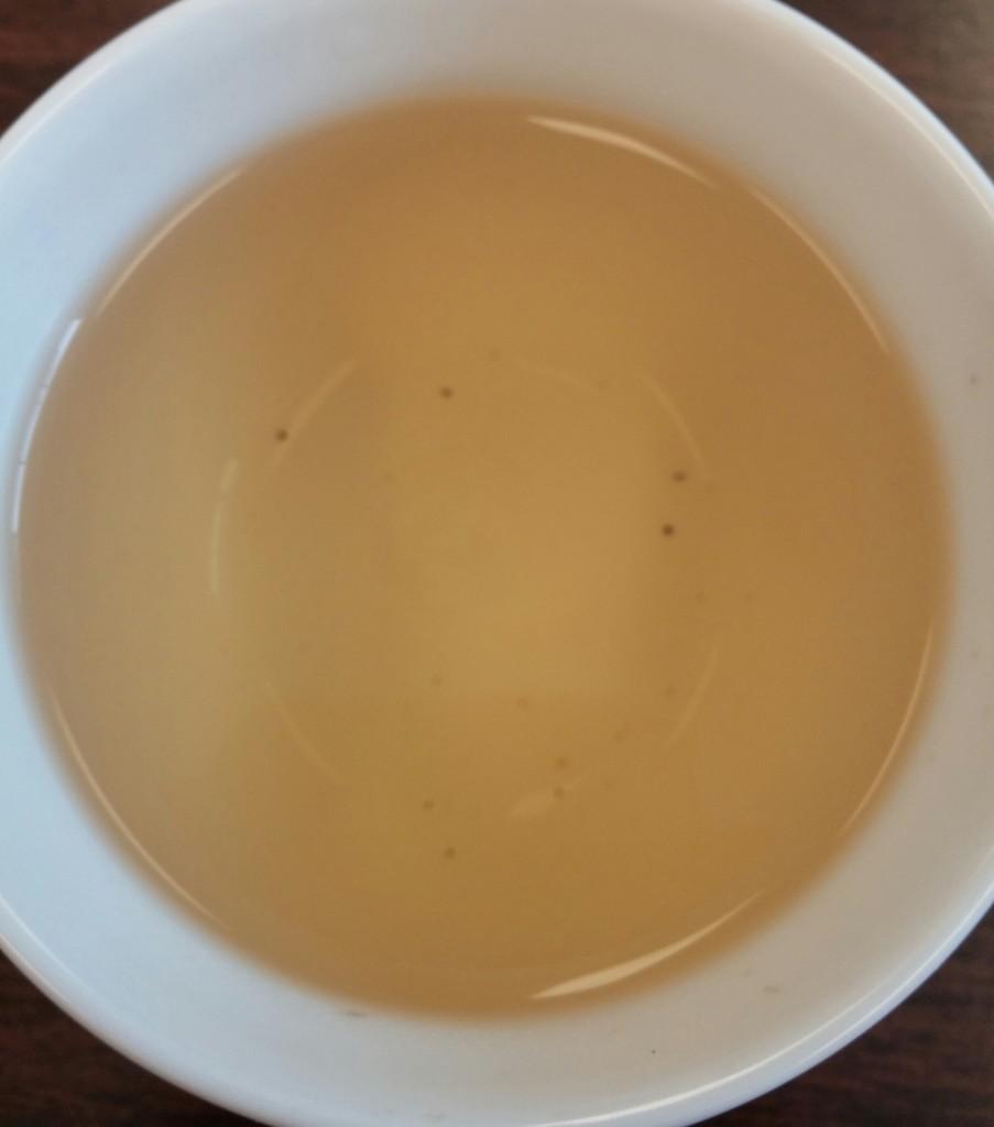Thea Kuan Imm Oolong Tea 1st Infusion