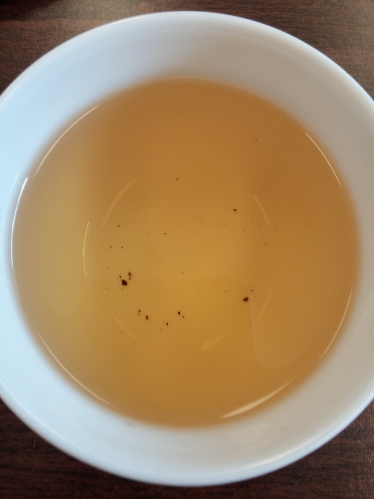 Thea Kuan Imm Oolong Tea 2nd Infusion