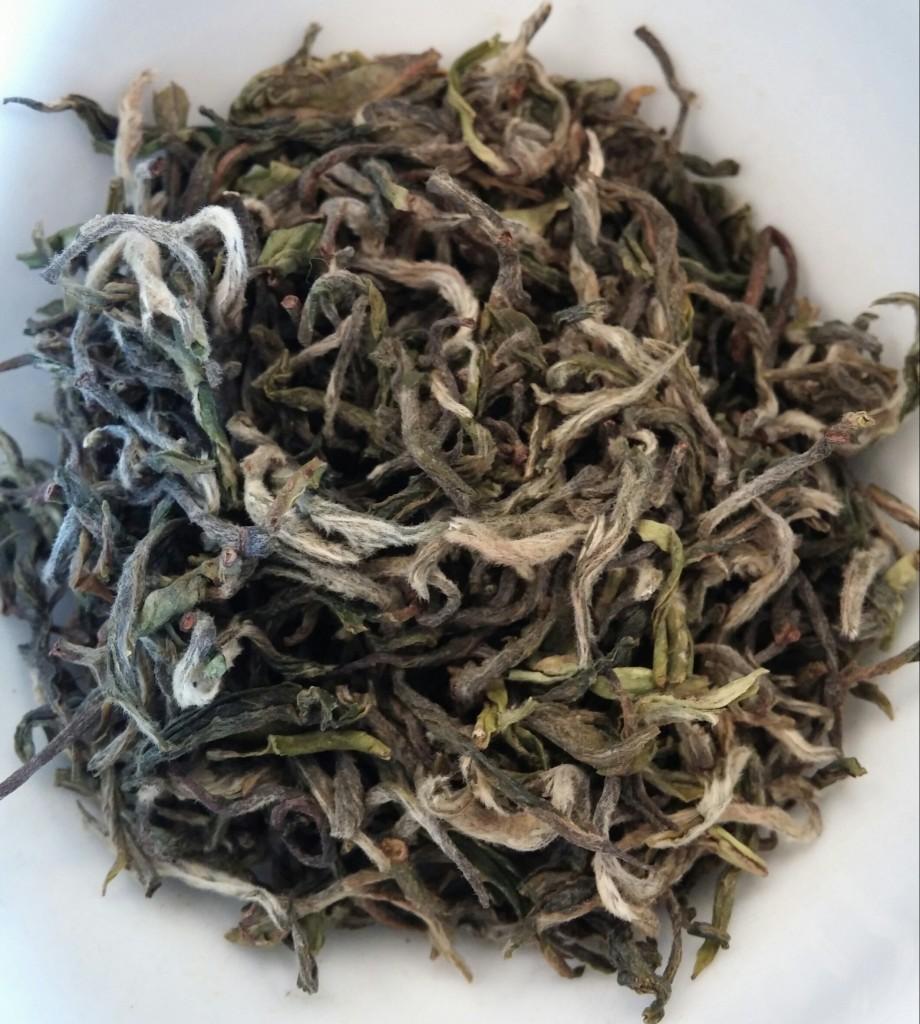 Jungpana First Flush 2014 Darjeeling Tea Dry Leaves