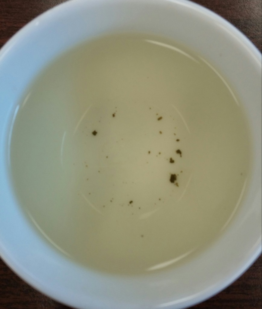 Kim Tuyen Oolong Tea 1st Infusion