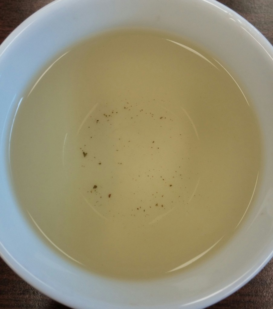 Kim Tuyen Oolong Tea 2nd Infusion