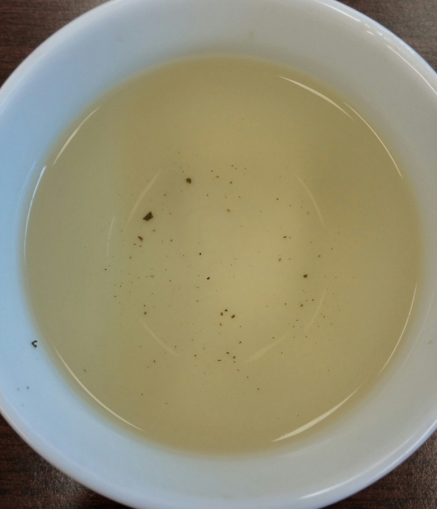 Kim Tuyen Oolong Tea 3rd Infusion