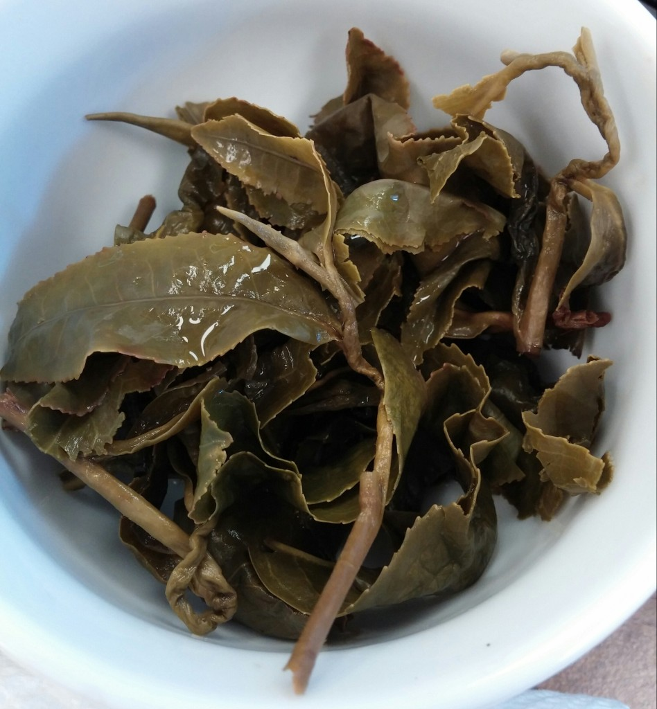 Kim Tuyen Oolong Tea Infused Leaves