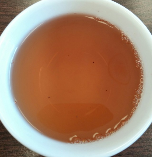 13 Year Aged Ti Kuan Yin Oolong Tea 1st Infusion