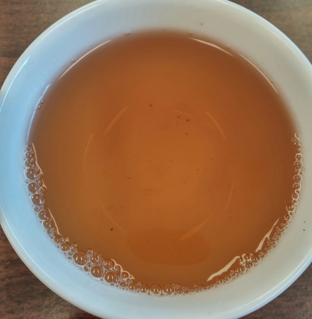 13 Year Aged Ti Kuan Yin Oolong Tea 3rd Infusion