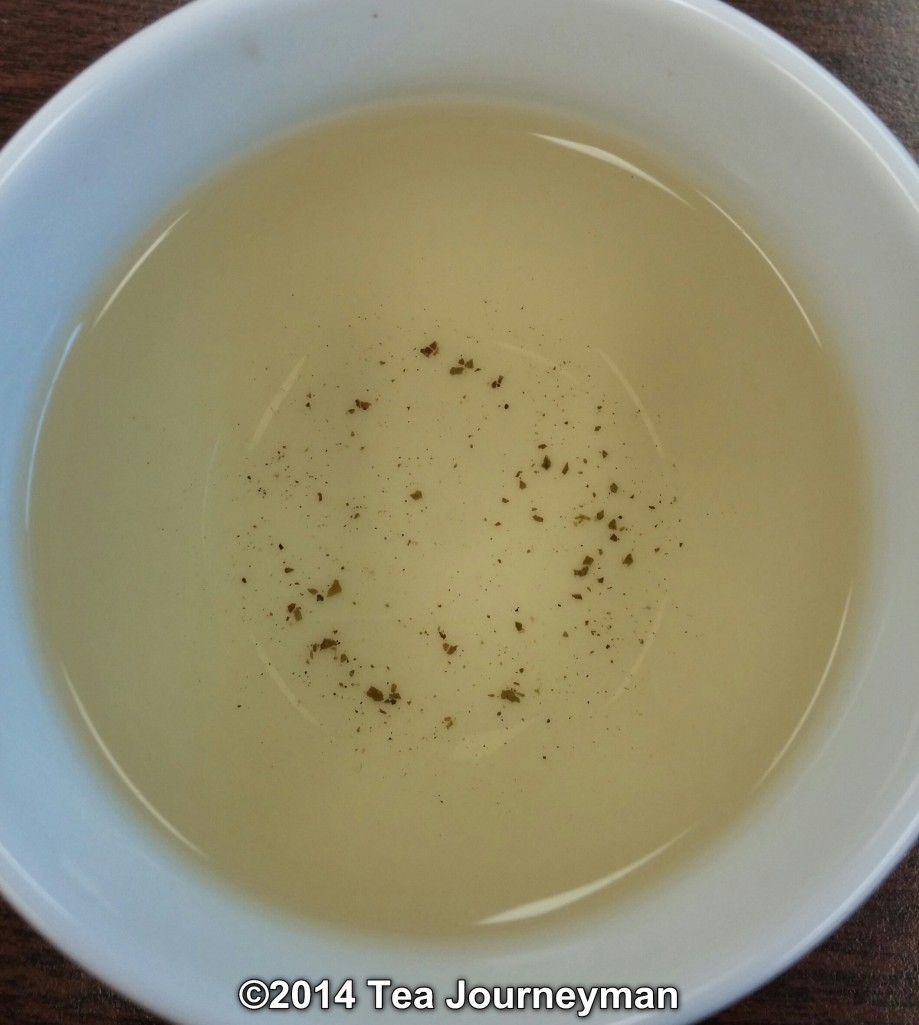 Tu Quy Oolong Tea 3rd Infusion