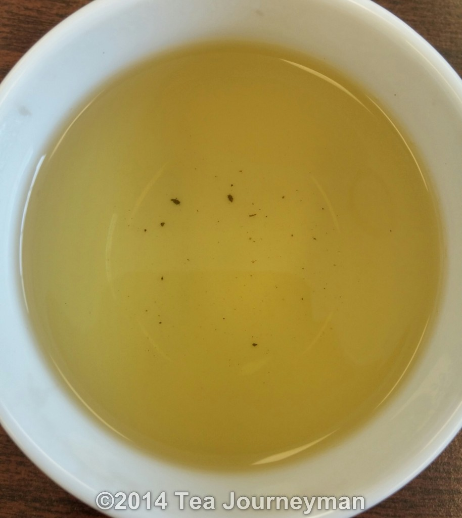Four Seasons Oolong Tea 2nd Infusion