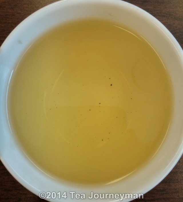 Four Seasons Oolong Tea 3rd Infusion