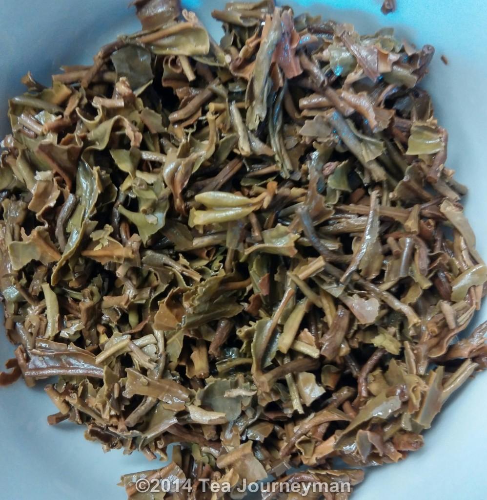 Makaibari Signature Muscatel 2014 2nd Flush Infused Leaves