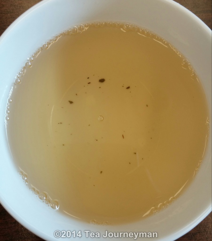 Doke Silver Needle 2nd Flush 2014 White Tea Infusion
