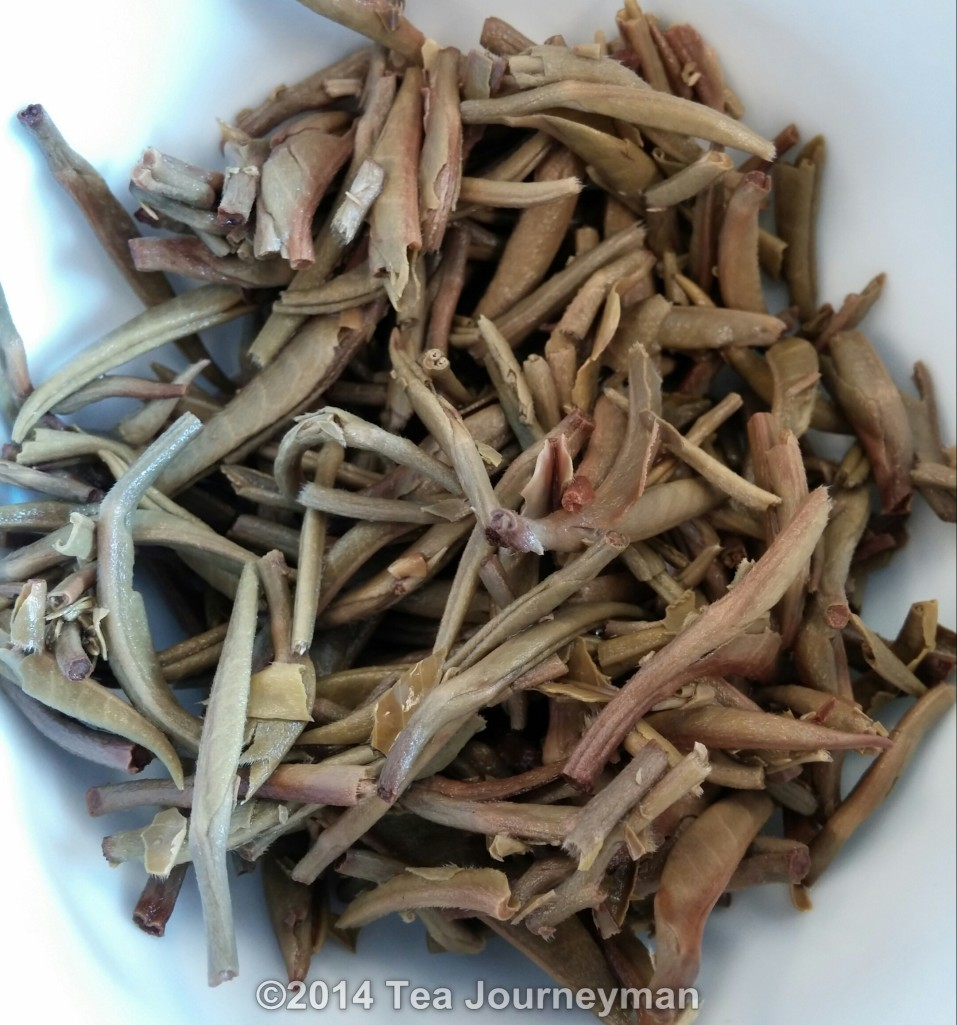 Doke Silver Needle 2nd Flush 2014 White Tea Infused Leaves