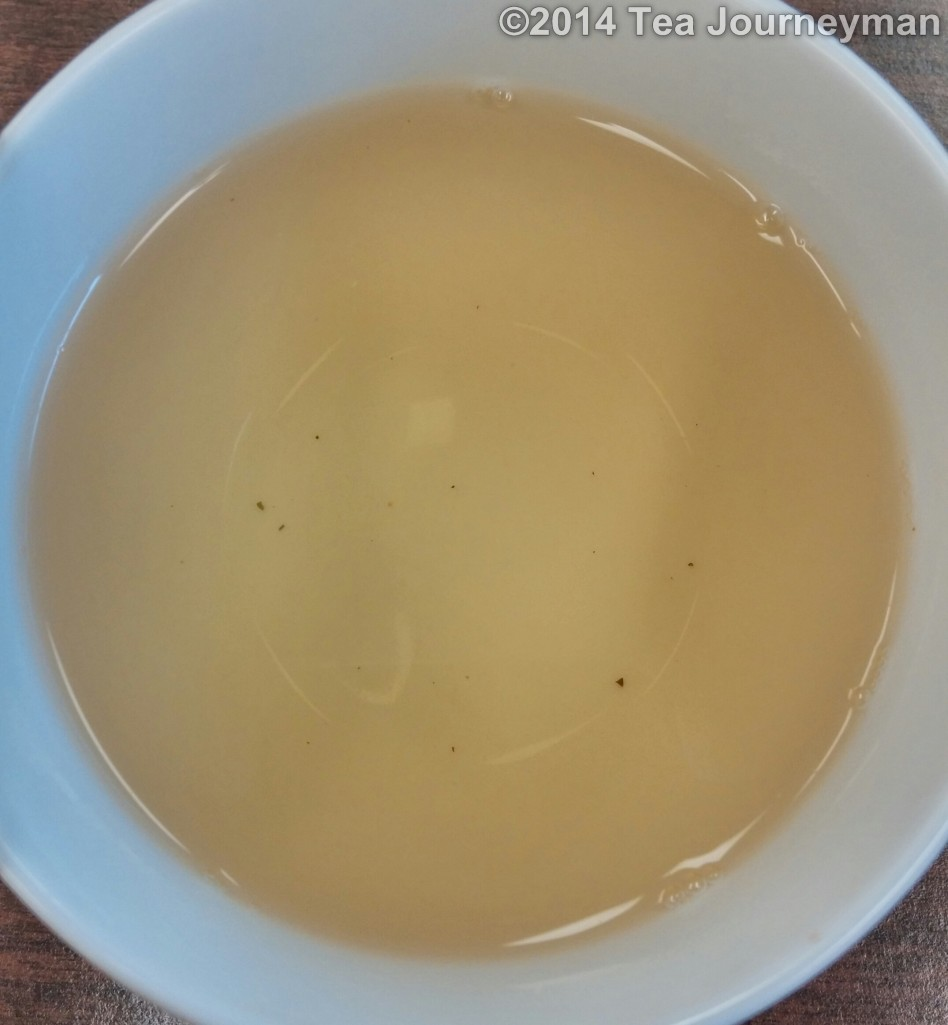 Super Fine Silver Needle White Tea 1st Infusion