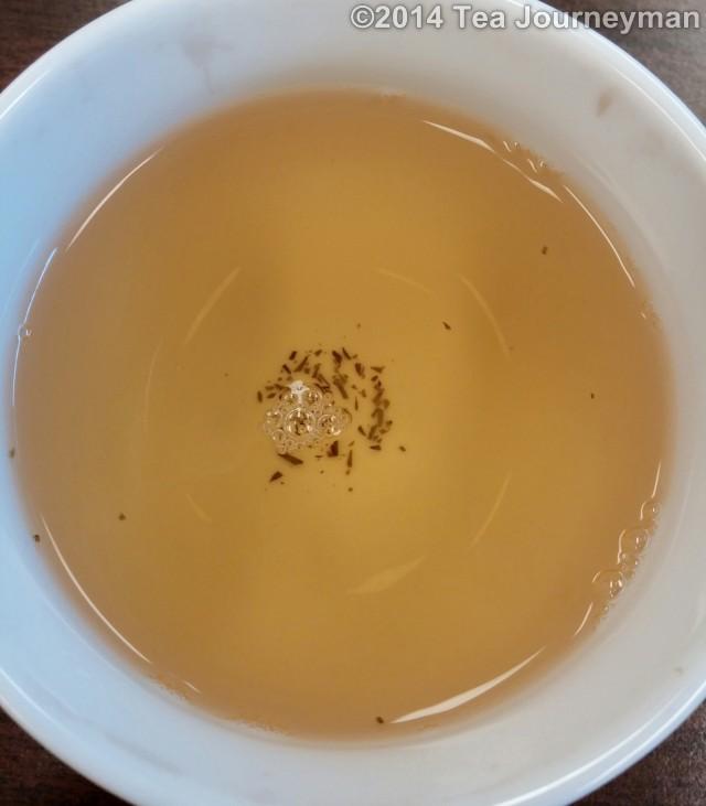 Super Fine Silver Needle White Tea 2nd Infusion